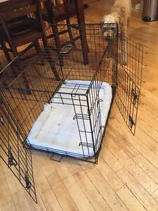 Dog kennel adjustable