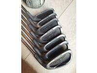 Spalding Lee Trevino irons/wood