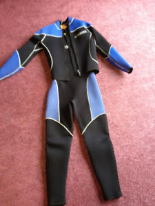 Men's Small Yamaha Wet Suit with Jacket