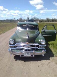 1949 Chrysler Windsor Coupe