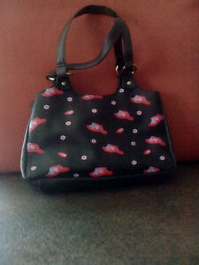 Red hat ladies purse