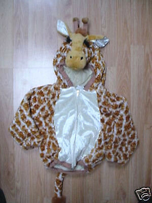 ler April Giraffe Fur Velvet Coat Jacket Costume Halloween-4 (April Halloween-kostüm)