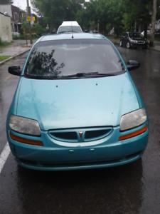 Pontiac wave 2005