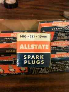 Allstate New Old Stock 1405-C11-10mm spark plugs St. John's Newfoundland image 2