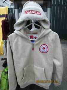 Youth Unisex Jacket, Hat and Collectible Bear Cornwall Ontario image 1