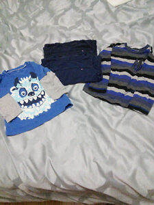 4 tops size2-3 T