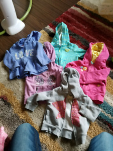Huge lot 12-2t girls clothing 250+ items!