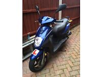 Moped Sym Symply 50