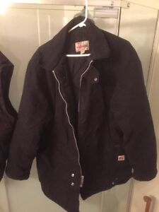 Size L Men's work king jacket