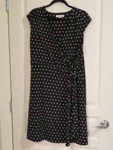 Polk-a-dot Dress Laura's