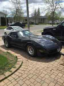 1981 Corvette 350 - 4 Speed