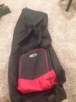 Nice Golf club travel bag