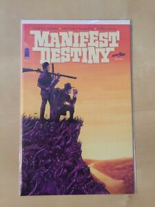 Manifest Destiny Comic Book from Image