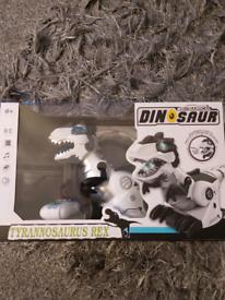 Dinosaur tyrannosaurus rex brand new sealed