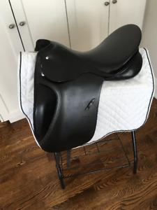 Passier - Hubertus Schmidt Dressage Saddle