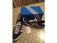 Adidas Samba Suede - Worn Once - Size 9.5 UK