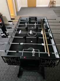 4 In 1 Games Table (football, snooker, tennis and air hockey)