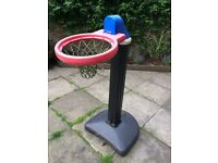 FREE Kids Basketball/netball hoop and stand