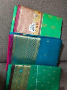 Fancy Party Wear Sarees only $ 40