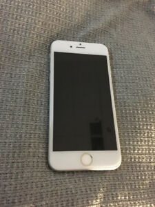Silver Iphone 6S 16gb - minor scratches