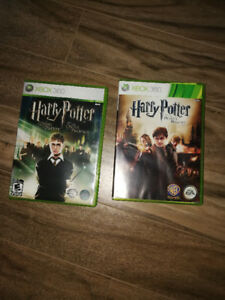 Harry Potter xbox 360