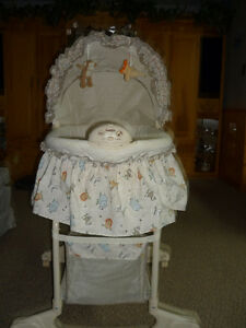 Bassinet (Top Part Lift's off ) For  GIRL or Boy