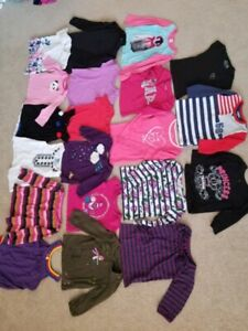 Girls t - shirts size 2T $10 for all.