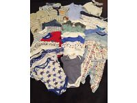 Baby bundle (boy 3-6 months) £20 ono