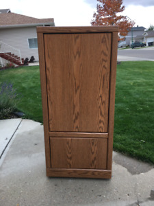 Cabinets - set of 2 for sale for $40