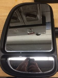 LH Power Mirror for 2003 to 2014 Econoline Cab or Cube Van
