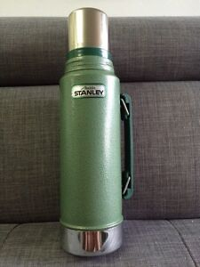 STANLEY vacuum bottle thermos. Read description.