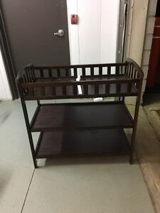 REDUCED PRICE!!  Baby change table St. John's Newfoundland image 1