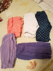 Pants and shorts assorted size 5T