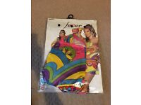60's fancy dress outfit size S