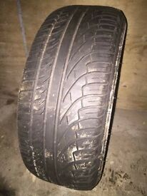 225/55/16 mitchelin tyre as new