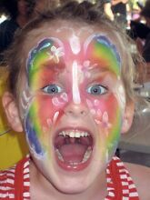 Ruby Face Painting Services Willagee Melville Area Preview