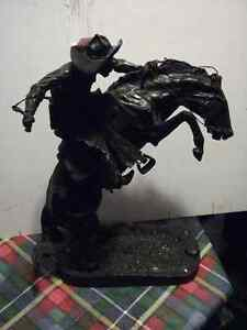 Frederick Remington antique bronze sculpture Windsor Region Ontario image 1