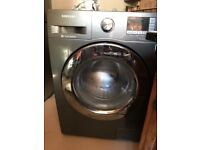 Samsung 9kg diamond technology washing machine which sings!