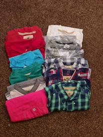 Bundle of Hollister mens clothing