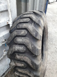 Tires. 17.5 x 25 Tractor