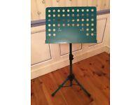 Rosetti Music Stand - green