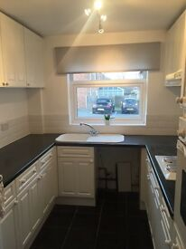 Lovely two bed flat in uphill Lincoln