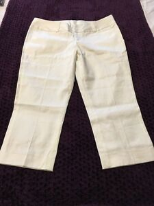 White Causal Pants(New)  Peterborough Peterborough Area image 1
