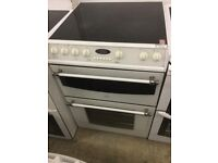 Belling Electric Cooker, 60cm Wide With timer function
