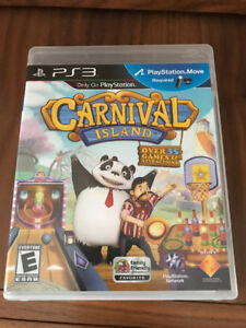 PS3 Game - Carnival Island