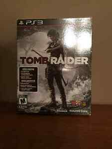 PS3 Tomb Raider - Comes with Comic Book