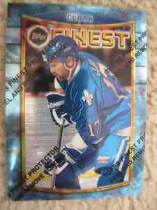 1994-1995 Topps Finest Hockey card set (1171 cards in total)