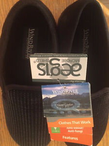 Wind River Slippers Mens Size 10