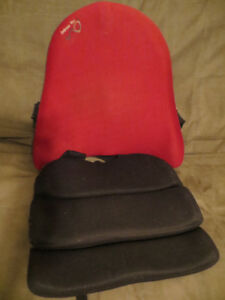 ObusForme Seat and Backrest