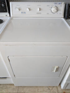 Frigidaire and Kenmore dryer